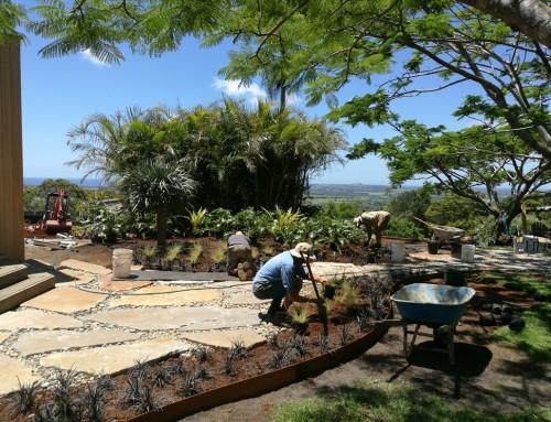 Newrybar Residence: A Work in Progress