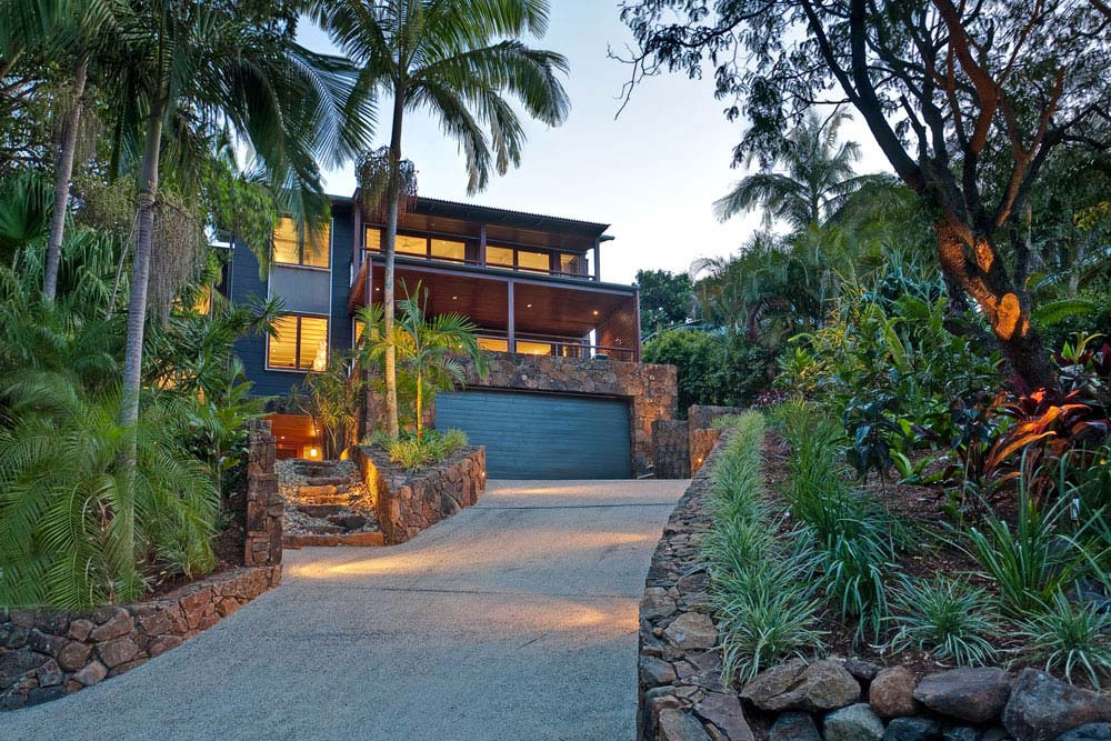Lighthouse Road Byron Bay Entrance Design